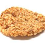 もち麦せんべいのアイキャッチ画像