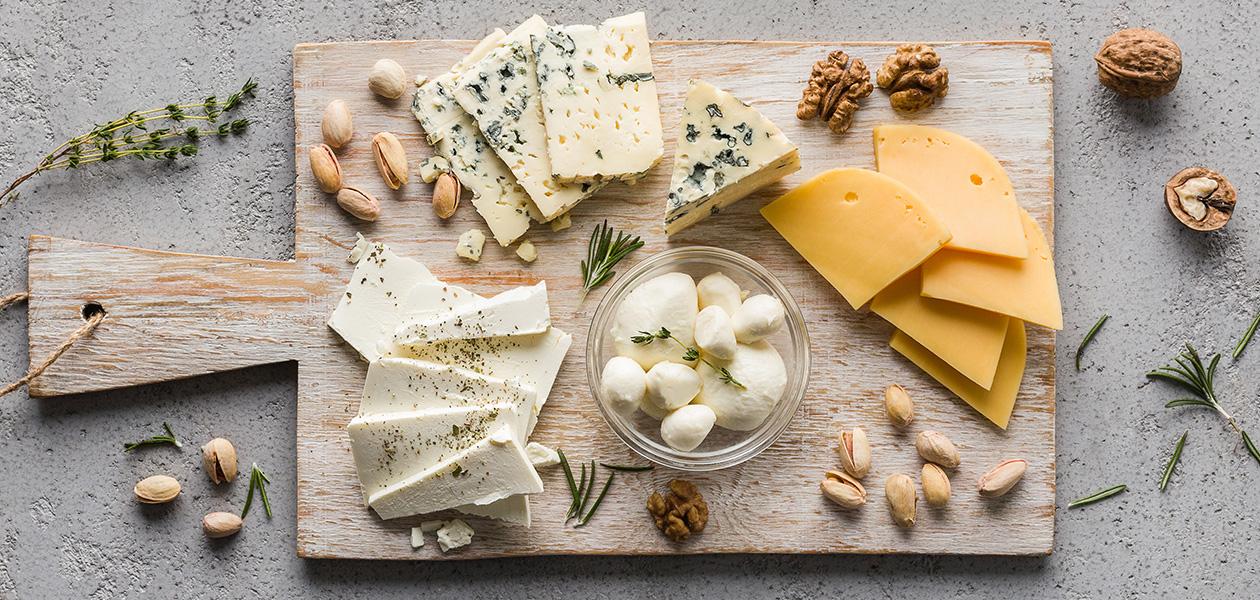 様々なチーズのイメージ画像